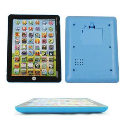 Tablet Pad Computer For Kids Children Gift Learning English Educational Toy B ZH