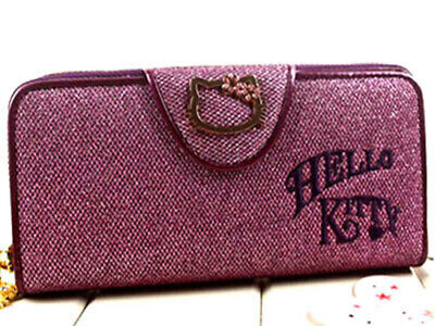 Hello Kitty Lady Credit ID Card Coin Bag Holder Purse Long Wallet SPECIAL OFFER