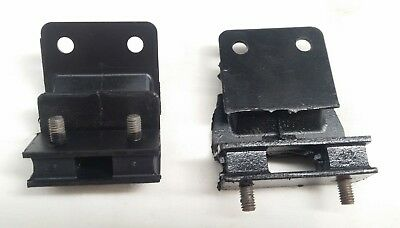 Mazda Rx7 Rx-7 Series 1 2 S1 S2 Radiator Oil Cooler Mounts Rotary