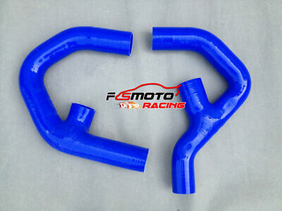 SILICONE INTERCOOLER PIPE HOSE VW GOLF MK5 MK6 A3 JETTA GTI FSi 2.0T BLACK