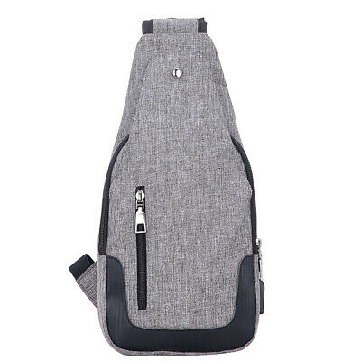 Fashionable Waterproof outdoor Sports Chest Pack Crossbody Single shoulder Bags