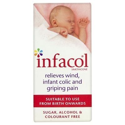 ***INFACOL 50ml BABY* Colic Relief Drops- FAST DELIVERY