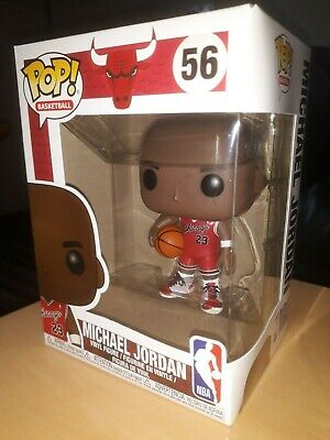 Funko POP - NBA - Chicago Bulls - Michael Jordan (Rookie Uniform) - #56