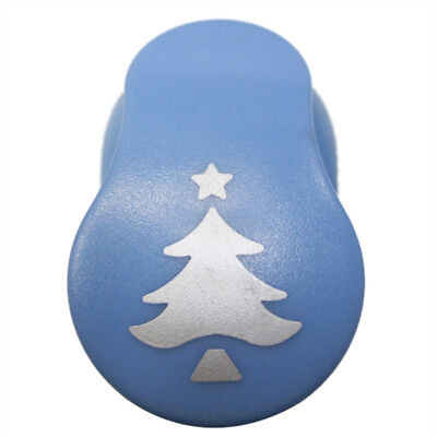 2.5cm Handmade Crafts and Scrapbooking Tool Paper Punch(Christmas Tree) J8S9