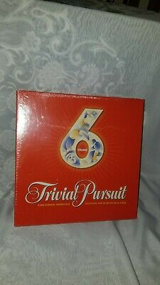 Volume 6 Board Game Spiele Trivial Pursuit for Kids