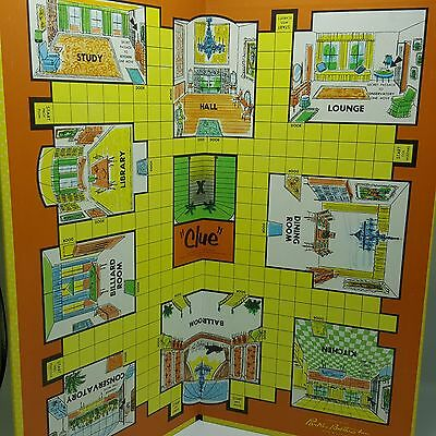 Clue Board Game Replacement Piece Candlestick Parker Brothers USA 1960s