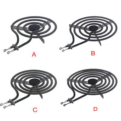 Replacement Part Hotpoint Range Stove Cooktop Burner Heating Element Kit 6''/8''