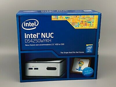 Intel NUC D54250WYKH Barebone PC (Intel i5-4250U Processor up to 2.60GHz)