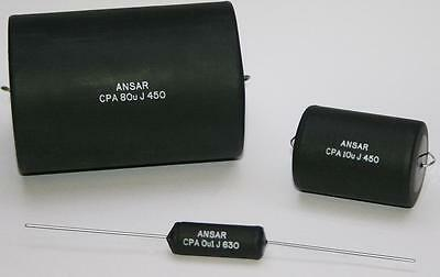 Ansar Supersound Audio Polypropylene Capacitors Audiophile HiFi Crossover  Caps