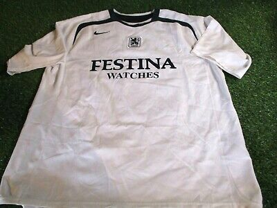 1860 munich munchen germany football extra large mans vintage nike made jersey