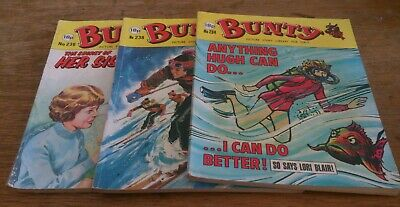 3 Bunty Picture Library 1982