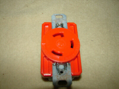 P&S Nema L5-30 Isolated Ground Single Receptacle Used