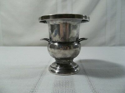 ~Hunt Silver Co. Sterling Silver Trophy Toothpick Holder~England~Unique!~
