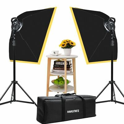 Beginner Photography Softbox Lighting Kit