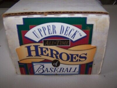 1993 Upper Deck ALL-TIME HEROES T202-style: SET of 165 (Mantle~Mays~Aaron~Babe)