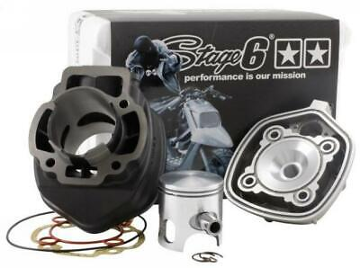 S6-7214043 GRUPPO TERMICO STAGE6 STREET RACE 70CC D.47 PIAGGIO NRG Power DD 50 2
