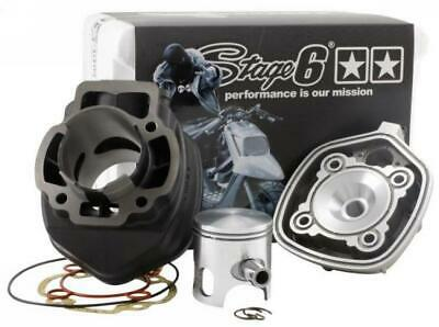 S6-7214043 Cilindro Stage6 Street Race 70Cc D.47 Piaggio Zip Sp 50 2T Lc 2001->