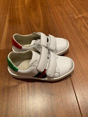 64d75a67b26 Gucci Kids Boy Sneakers Size 26 Shoes