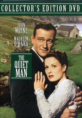 The Quiet Man (Collector's Edition) John Wayne DVD  NEW - FREE SHIPPPING