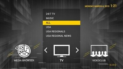 Iptv subscription usa channels