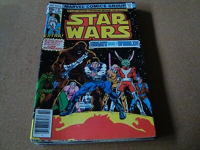Star Wars (Marvel, 1977) issue 08
