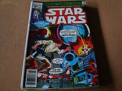 Star Wars (Marvel, 1977) issue 05