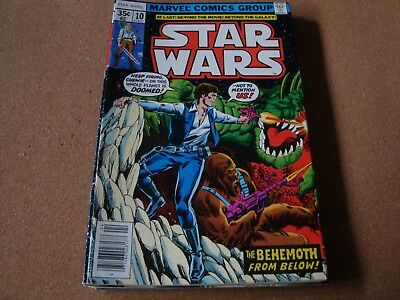 Star Wars (Marvel, 1977) issue 10