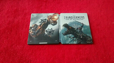 Steelbook Transformers Age Of Extinction édition Fnac BR VF