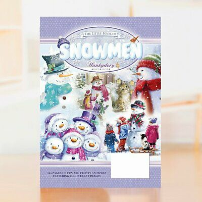 ** Hunkydory's THE LITTLE BOOK OF SNOWMEN SAMPLE SET of 24 x A6 Sheets