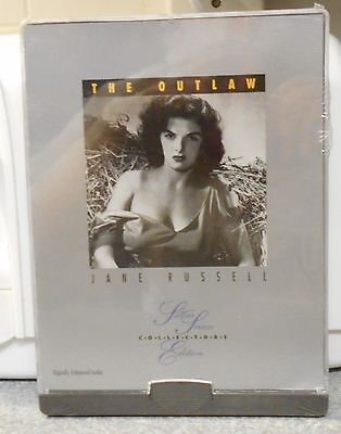 The Outlaw (DVD, 1998) RARE JANE RUSSELL 1943 WESTERN ROMANCE BRAND NEW