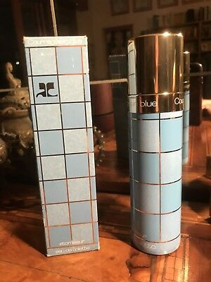 Rare! Courreges in Blue by Courreges EDT 100 ml Spray Vintage