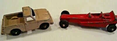 VINTAGE 1978 TONKA Pick UP Truck Lot of 2 Made in USA