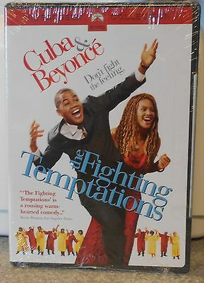 The Fighting Temptations (DVD 2004) RARE 2003 MUSICAL COMEDY BEYONCE BRAND NEW