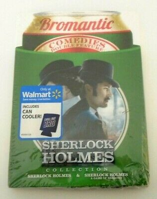 Sherlock Holmes/Sherlock Holmes A game of Shadows Collection (DVD) NEW SEALED