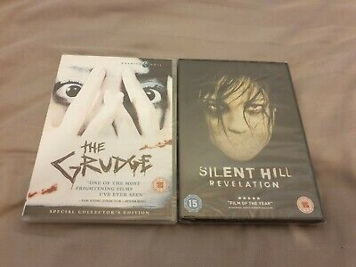 2 Horror Movies - Dvd Bundle - Brand New And Sealed