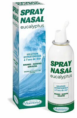 VITARMONYL Spray Nasal Eucalyptus 125 ml -  Lot de 2