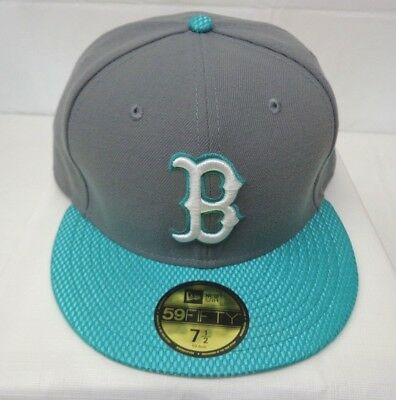 official photos 0f7a5 01e6b Boston Red Sox Men s New Era Flash Vize 59FIFTY 7 1 2 Cap Hat