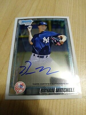 6bd8a7054 BRYAN MITCHELL NY Yankees Game Used  55 Memorial Day Weekend ...