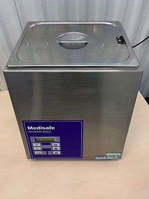 Medisafe Reliance Digital PC+ 10 Litre ultrasonic cleaning device with monitor