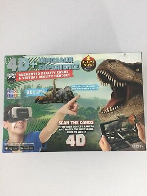 Utopia ETVRARDINO Dino Augmented Reality Kit Dinosaurs STEM Based Education Seri