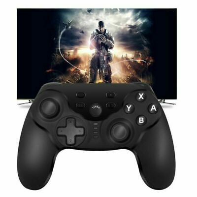 2019 Pro Wireless Bluetooth Gamepad Controller for Nintendo Switch Console FST