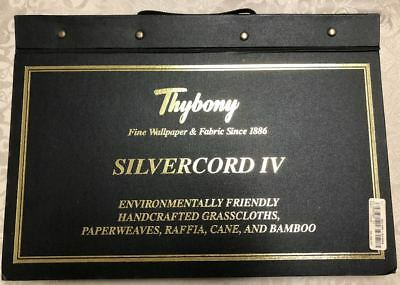 Silvercord Thybony Wallpaper Sample Book Scrapbooking Paper Crafts Card Making