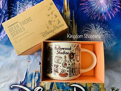 Starbucks Been There Series 2019 Hollywood Studios Ceramic Coffee Mug Disney
