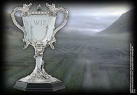 HARRY POTTER TRI-WIZARD CUP Replica from The Noble Collection : Goblet of Fire