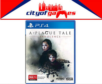 A Plague Tale Innocence PS4 Game Brand New & Sealed In Stock