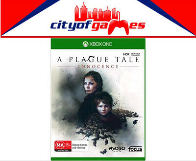 A Plague Tale Innocence Xbox One Game Brand New & Sealed In Stock