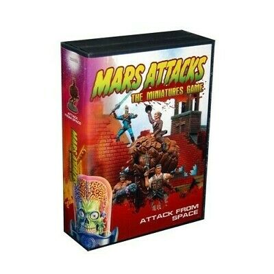 Mantic: Mars Attacks Miniatures Game - Attack From Space