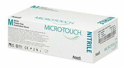 Ansell Medical 313040LG Micro-Touch Nitrile 6 N gant d'examen non stérile en ...