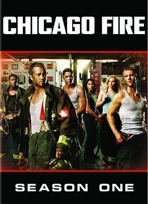 Chicago Fire: Season One / 2 (DVD, 2013, 5-Disc Set) brand New Factory Sealed