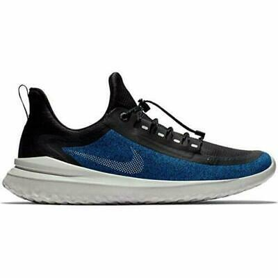 6a6f3e2362bb7 Nike Mens Renew Rival Shield Sneakers AR0022-002 Size 11.5 Running React